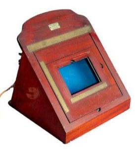 07 - Visionneuse - boite lumineuse electrique